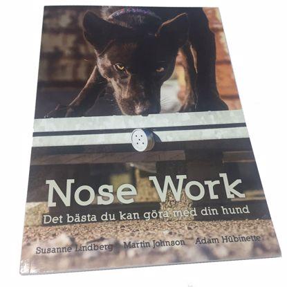 Nose Work Det bästa du kan göra med din hund - bok av Susanne Lindberg , Adam Hübinette och Martin Johnson