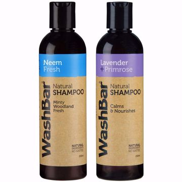 Washbar natural schampo