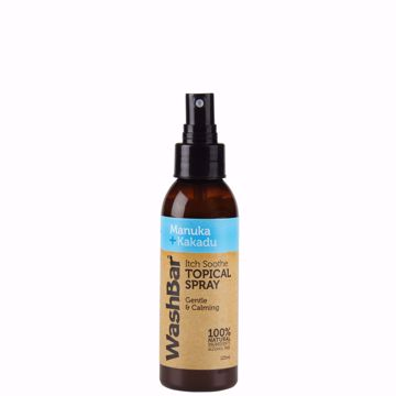 WashBar Itch & Soothe spray