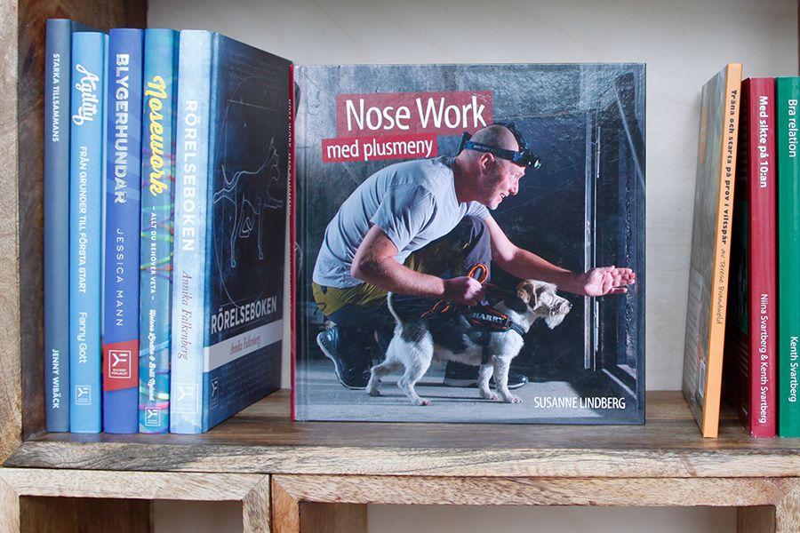 Bild för kategori Noseworkböcker