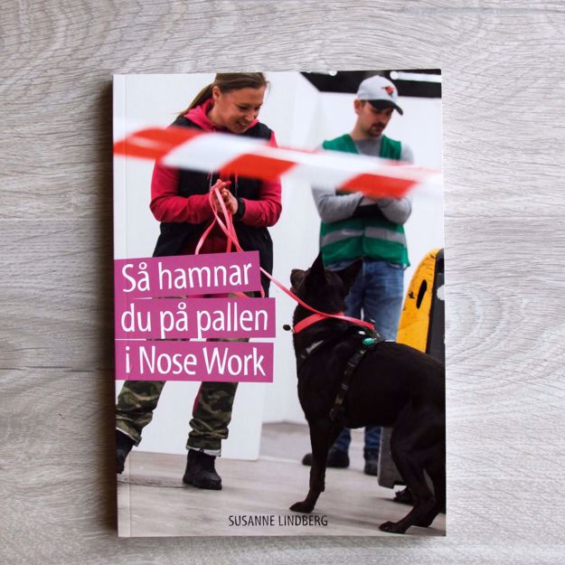 Så hamnar du på pallen i Nose Work, författare Susanne Lindberg